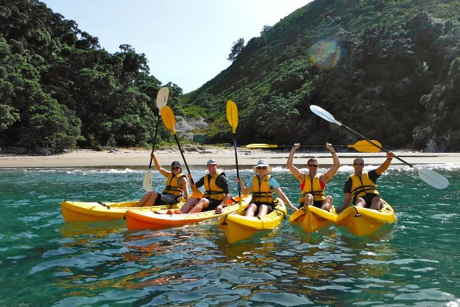 KG Kayaks - Guided Tours, Whakatane, New Zealand