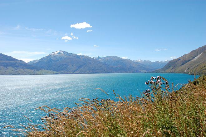 Lake Wanaka, Wanaka, New Zealand