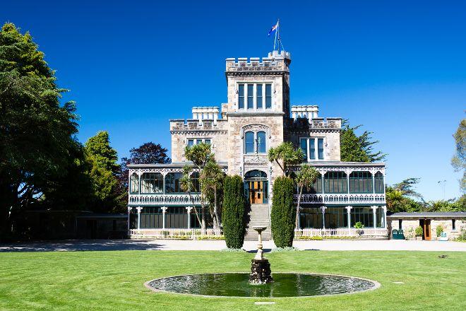 Larnach Castle & Gardens, Dunedin, New Zealand