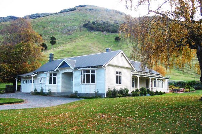 Manderley Farm, Little River, New Zealand