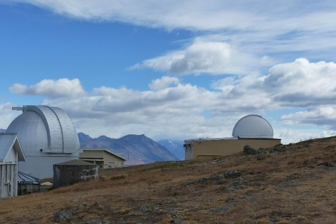 Mount John University Observatory, Lake Tekapo, New Zealand