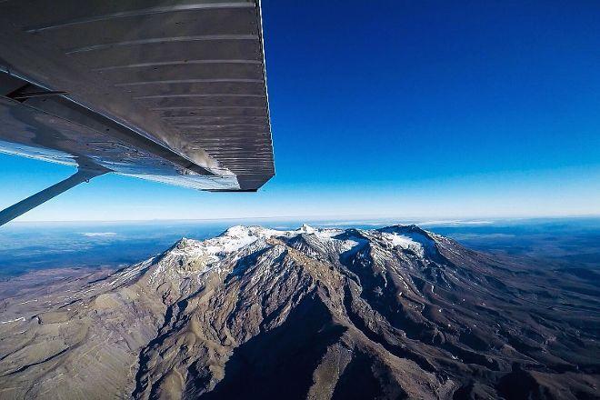 Mountain Air Scenic Flights Day Tour, Tongariro National Park, New Zealand