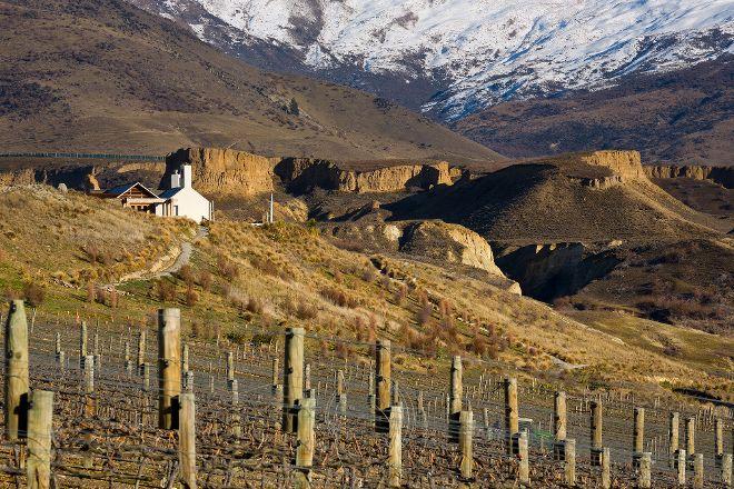 Mt Difficulty Wines Cellar Door, Bannockburn, New Zealand
