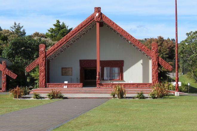 New Zealand Maori Arts and Crafts Institute, Rotorua, New Zealand