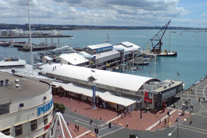 New Zealand Maritime Museum, Auckland, New Zealand