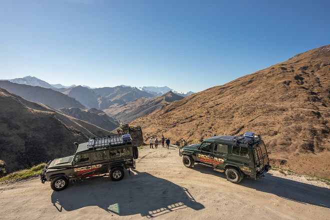 Nomad Safaris, Queenstown, New Zealand