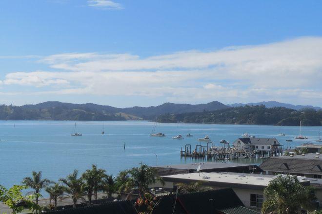Paihia Harbour, Paihia, New Zealand