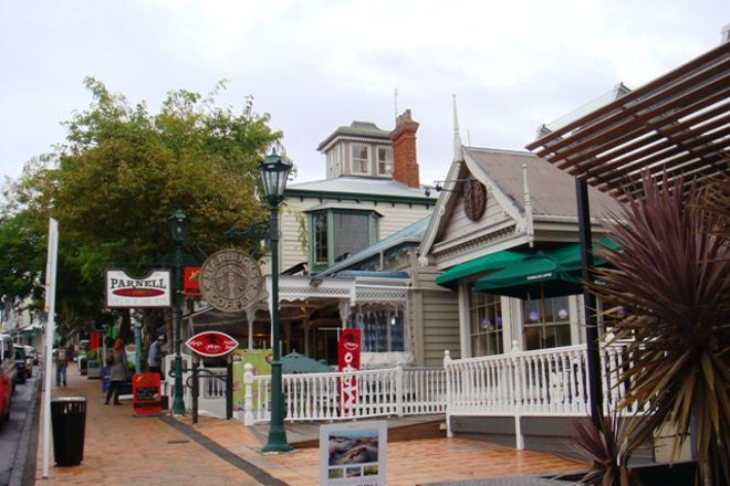 Parnell, Auckland, New Zealand