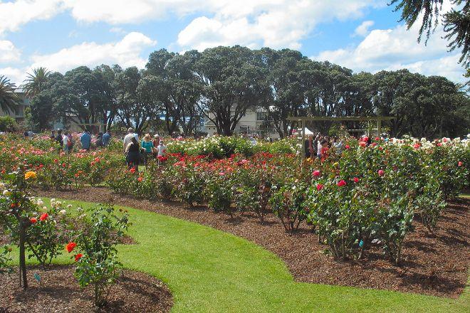 Parnell Rose Gardens, Auckland, New Zealand