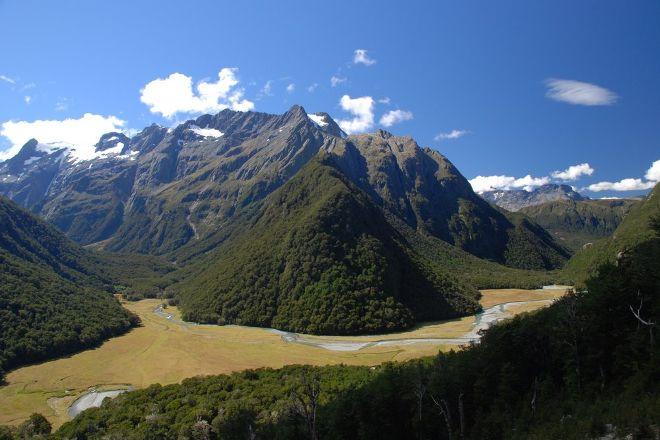 Routeburn Track, South Island, New Zealand