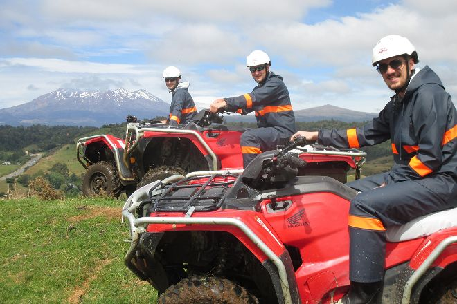 Ruapehu Adventure Rides, Raurimu, New Zealand