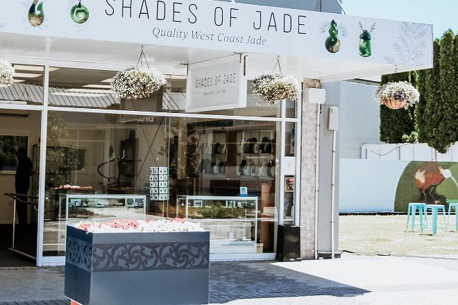 Shades Of Jade, Greymouth, New Zealand