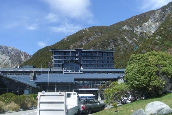 Sir Edmund Hillary Alpine Centre, Mt. Cook Village, New Zealand