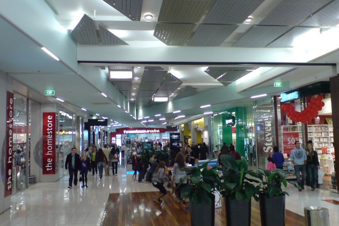 Sylvia Park Shopping Centre, Auckland, New Zealand