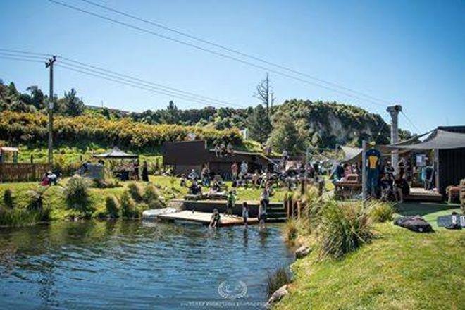 Taupo Wake Park, Taupo, New Zealand