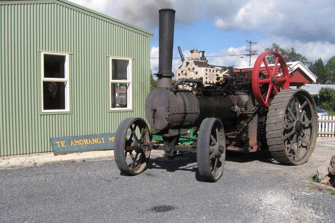 Te Amorangi Museum, Rotorua, New Zealand