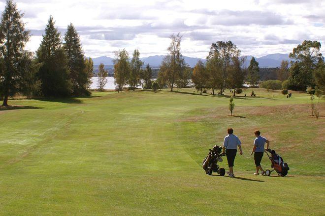 Te Anau Golf Club, Te Anau, New Zealand