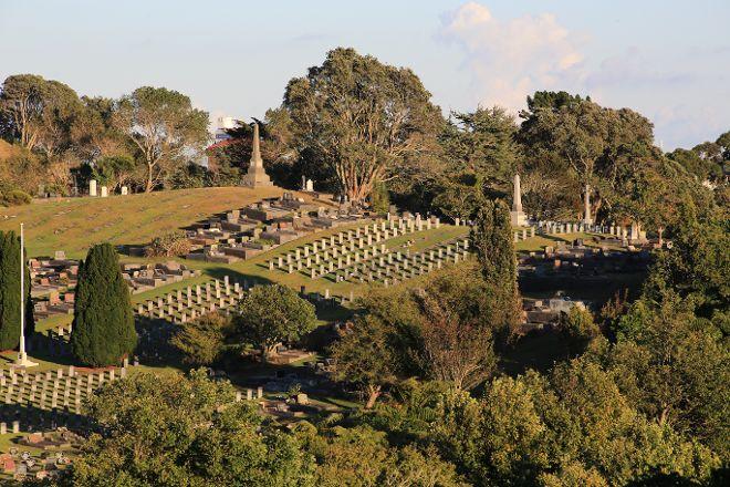 Te Henui Cemetery, New Plymouth, New Zealand