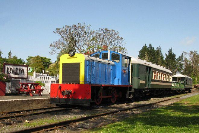 Bay Of Islands Vintage Railway, Kawakawa, New Zealand