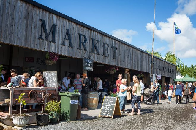 The Old Packhouse Market, Kerikeri, New Zealand