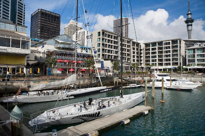 Viaduct Harbour, Auckland, New Zealand