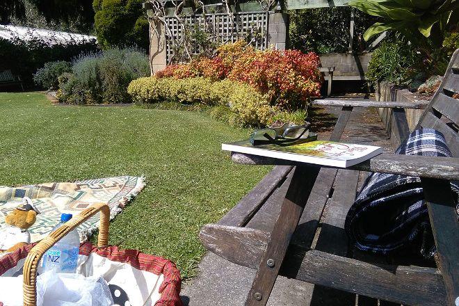 West Lynn Garden, Auckland, New Zealand