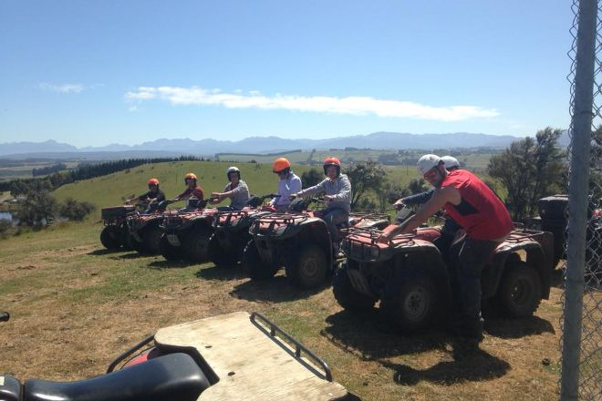 Westray Adventures - Horse Treks & Quad Tours, Te Anau, New Zealand