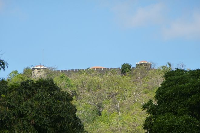 El Coyotepe Fortress, Masaya, Nicaragua