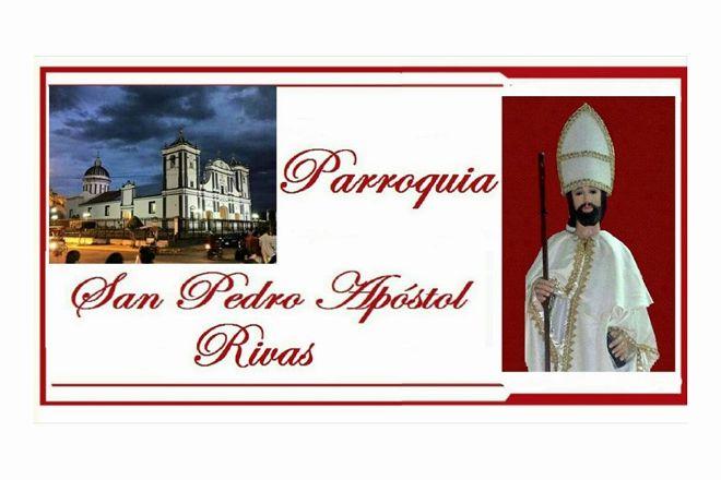 Parroquia San Pedro Apostol Rivas, Rivas, Nicaragua