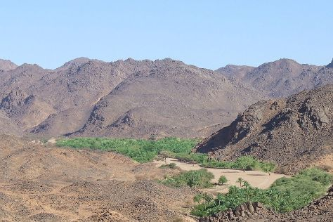 Air Mountains, Niger