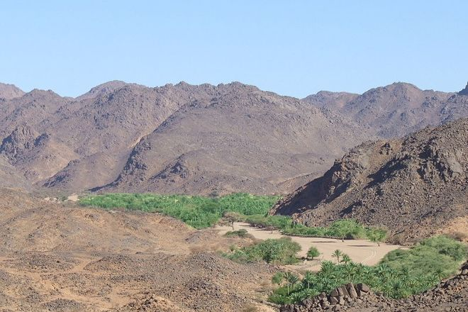 Air Mountains, Agadez Region, Niger