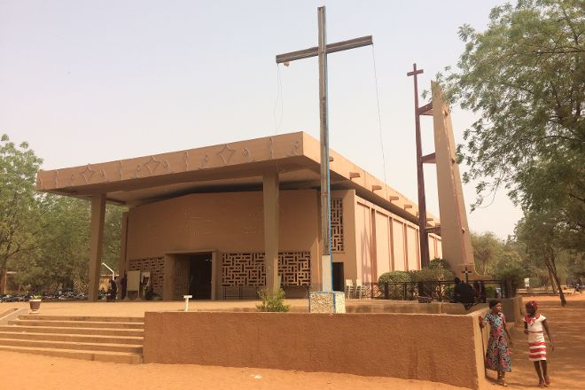 Cathedral of Our Lady of Perpetual Help, Niamey, Niger