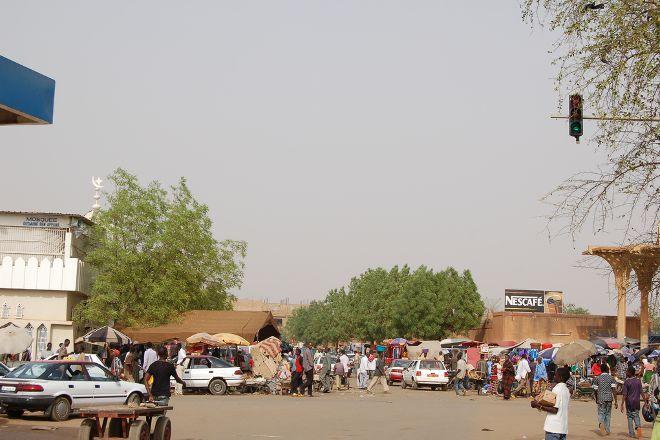 Grand Marche, Niamey, Niger