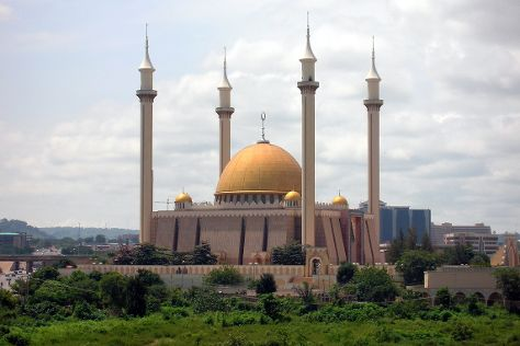 Abuja National Mosque, Abuja, Nigeria