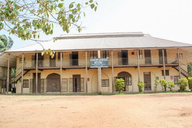 Badagry Slave Museum and Black History Museum, Badagry, Nigeria
