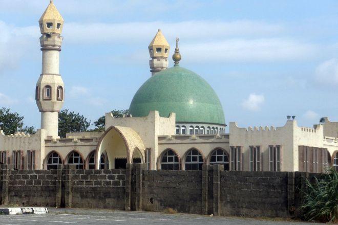 Central Mosque of Lagos, Lagos, Nigeria