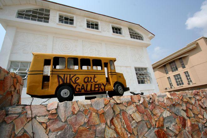Nike Art Gallery, Abuja, Nigeria