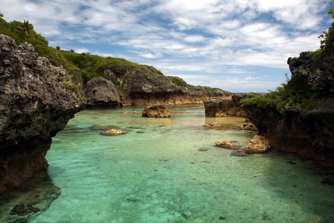 Limu Pools, Namukulu, Niue