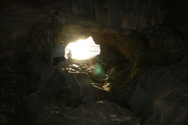 Palaha Cave, Alofi, Niue