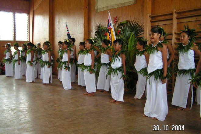 Taoga Niue Museum, Alofi, Niue