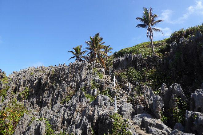 Togo Chasm, Hakupu, Niue