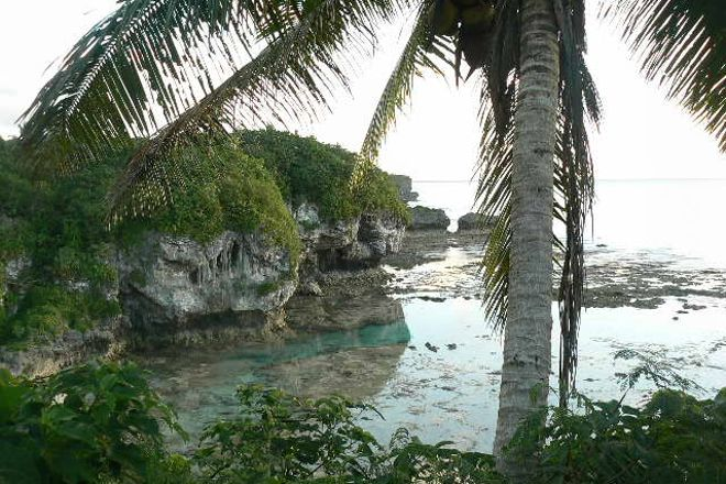 Tomb Point, Alofi, Niue