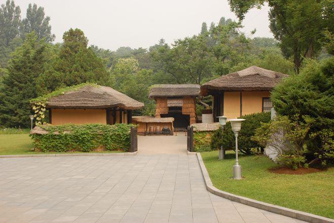Former Residence of Mangyongdae, Pyongyang, North Korea