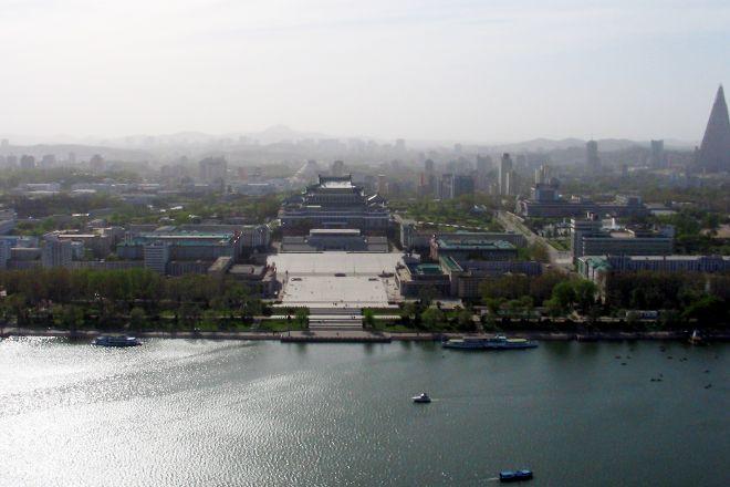 Kim Il-sung Square, Pyongyang, North Korea