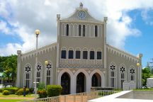 Our Lady of Mount Carmel Cathedral, Saipan, Northern Mariana Islands