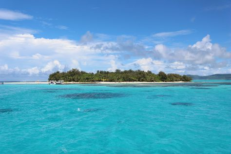 Managaha Island, Saipan, Northern Mariana Islands