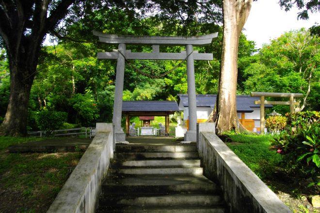 Saipan Katori Shrine, Garapan, Northern Mariana Islands
