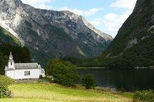 Bakka Church, Aurland Municipality, Norway