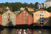 Bakklandet, Trondheim, Norway