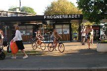 Frognerbadet, Oslo, Norway